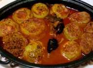 Zapečena punjena paprika