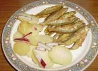 Girice i krompir salata