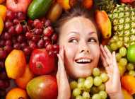 Hrana za čistu kožu lica