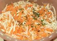 Salata od celera i šargarepe