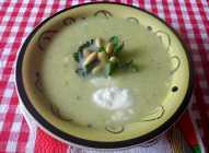 Čorba od povrća i badema