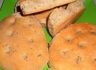 Batbouts ( Arapski hleb )