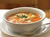 Supa od jezerske ribe