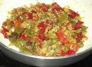 Prženija od sveže paprike