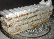 Najbrža keks torta sa bananama