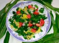Sremuš salata