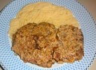 Šnicle u sosu od senfa