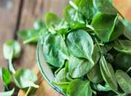 Pravilno pranje zelenog lisnatog povrća