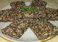 Lanene pločice bez brašna