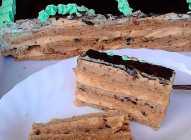 Lešnik torta
