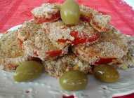 Pohovani paradajz iz rerne