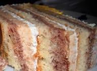 Biskvit torta sa nutelom