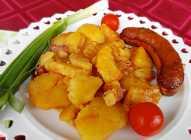 Restovan krompir sa kobasicama