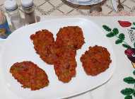 Kroketi od pečenih paprika