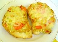 Topli sendvič sa jetrenom paštetom