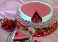 Penasta torta sa malinama