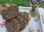 Hleb sa semnkama bez kvasca