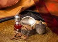Drevna upotreba agar ulja
