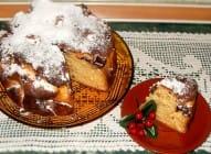 Panettone-Italijanski kolač