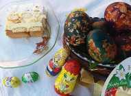 Uskršnja voćna torta