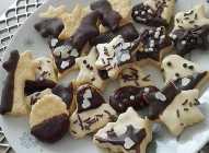 Božićni suhi kolačići