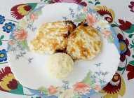 Krmenadle u belom sosu