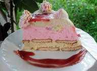 Voćna torta sa šlag kremom