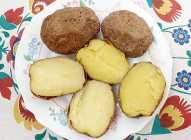 Pečen krompir u ljusci