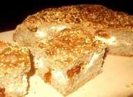 Integralna pogača sa sirom i sušenim čeri paradajzom