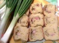 Savijača sa krompirom i slaninom