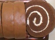 Najjednostavniji čokoladni rolat bez masnoće i brašna