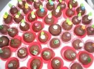 Kuglice od keksa i čokolade