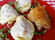 Pire krompir sa slatkom pavlakom