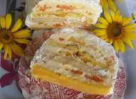 Žuta voćna torta