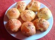 Punjene zemičke