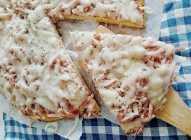 Pizza sa karfiolom