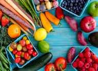 Povrće i voće bogato vodom
