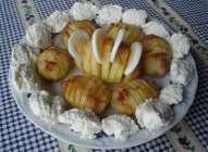 Zasečeni krompir