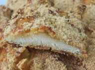 Pileće šnicle sa krekerima