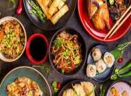 Najbolji izbor brze hrane u azijskim restoranima?