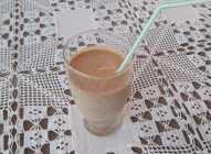 Nutela milkshake