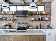 Saveti za otvorene police u kuhinji