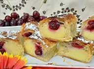 Vanil pita sa višnjama